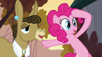 Pinkie Pie 'added up to Matilda' S02E18