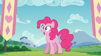 Pinkie Pie Asombrada S5E24