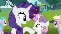 Rarity -it's your favorite part!- S7E6
