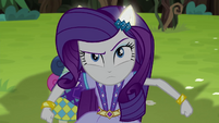 Rarity appears to protect Lyra and Sweetie Drops EG4
