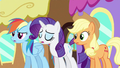 Rarity bring out strange S2E25.png
