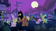 S02E04 Zniszczone Ponyville