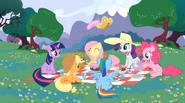 S02E25 Przyjaciółki na pikniku
