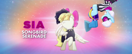 Second trailer promo shot of Songbird Serenade MLPTM