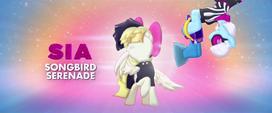 Second trailer promo shot of Songbird Serenade MLPTM