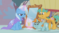 Snips and Snails admire Trixie S1E06