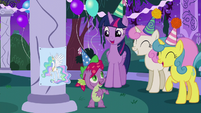 Spike proud of himself S5E12