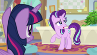 """Starlight """"turned out to be nothing"""" S9E20"""