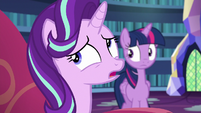 Starlight Glimmer --I know how ridiculous that sounds-- S6E21