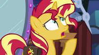 "Sunset Shimmer ""I haven't ever seen you"" EGS3"