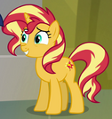 Sunset Shimmer ID EGFF
