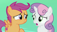 "Sweetie Belle ""ended up confusing you more"" S8E6"