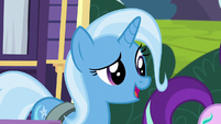 "Trixie ""you're not backing out?"" S8E19"