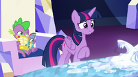 "Twilight ""best ponies to tackle this particular mission"" S5E16"