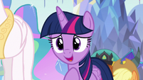 "Twilight Sparkle ""help protect Equestria"" S8E2"