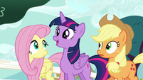 Twilight solves the next clue S5E19