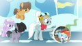 Young Rainbow dizzy and covered in trash S6E7.png
