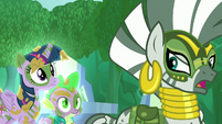 Zecora --will soon draw near!-- S5E26