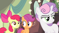 "Apple Bloom ""we wanted everything to be perfect!"" S4E19"