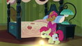 Apple Bloom walking quietly S3E04.png