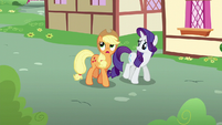 "Applejack ""handle things until I get back"" S6E10"