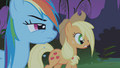 Applejack wet S01E02.png
