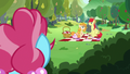 Bright Mac and Pear Butter blush at each other S7E13.png