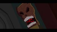 Eyes in Skull Carving S2E16