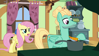"Fluttershy ""you said you had plenty of places"" S6E11"