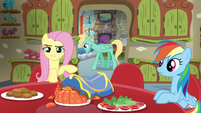 Fluttershy --can I talk to you for a second--- S6E11