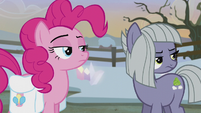 Limestone Pie looks away annoyed S5E20