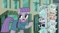 Maud Pie --Boulder promised his cousin a postcard-- S6E3