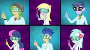 Otros wondercolts hacen ciencia