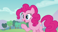 Pinkie --...the most amazing news ever!-- S5E24