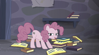 Pinkie -wait for a big enough hole to form- S5E02