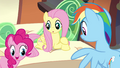Pinkie Pie asks about the orthros S4E22.png
