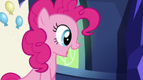 Pinkie Pie impressed S6E12
