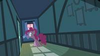 Pinkie Pie sees Pound Cake S2E13