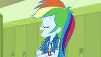 "Rainbow Dash ""I'm in five this year"" EGDS4"