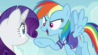 Rainbow Dash -new and super-intense!- S8E17