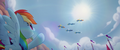 Rainbow Dash watching the Wonderbolts MLPTM.png