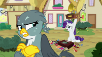 "Rarity ""I am here to apologize"" S9E19"