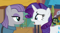 "Rarity ""what do you like?!"" S6E3"