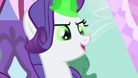 Rarity -that I've ever imagined- S4E23