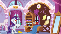 Rarity excited S5E14