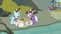 Snow Violet -we need to head off on the road- S8E19