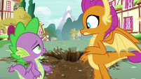 "Spike ""now I really owe you"" S8E24"