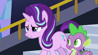 "Starlight Glimmer ""you must've been friends"" S7E26"