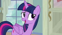 "Twilight ""thought you'd never find one you liked"" S5E3"