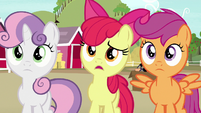 "Apple Bloom ""your fifth trip this week"" S7E8"
